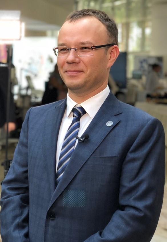 Profesor Mirosław Czuczwar
