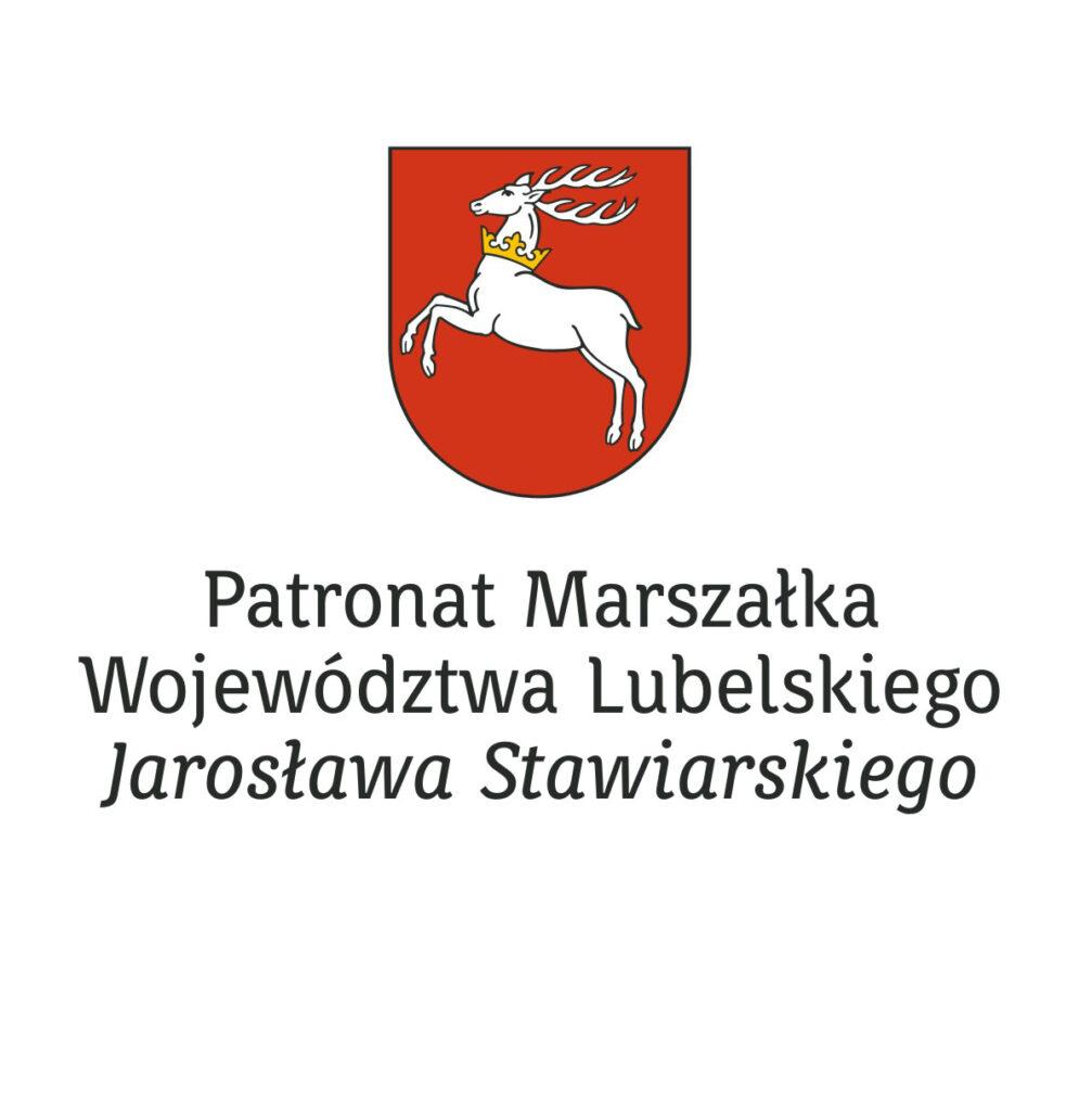 Logo Patronat Marszałka Województwa Lubelskiego